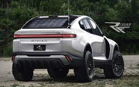 pickup could be an impressive rally car ...