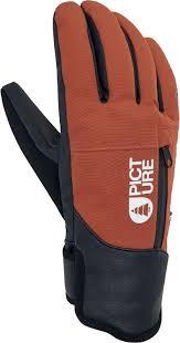 Picture Madison Snowboard Ski Gloves Xl Brick
