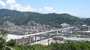 iGuzzini beleuchtet die Brücke Ponte Genova San Giorgio nach dem Projekt  von Renzo Piano