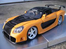 mazda rx7 fast and furious. mazda rx7 fast and furious