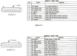 jeep radio wiring diagram jeep radio wire diagram wiring diagrams rh parsplus co 2002 toyota prius