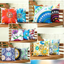 outdoor pillows only target blue throw world market home depot