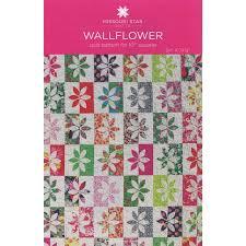 Wallflower Pattern by MSQC - MSQC - MSQC — Missouri Star Quilt Co. & Wallflower Pattern by MSQC Adamdwight.com