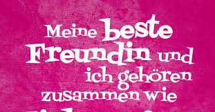 Schone Spruche Fur Freundin Beautiful Schriftbild Mit Weisster