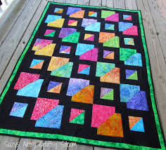 Batiks Gone Wild Quilt Pattern- my latest design! & batiks gone wild quilt pattern Adamdwight.com