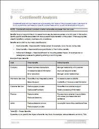 Free Case Template Sample Business Case Template Business Case Template 22 Pages Ms
