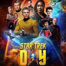 """Star Trek Day 2021"""": Online-Event zum ..."""