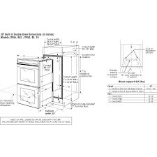 preferred single wall oven cabinet dimensions home furniture decoration gw96
