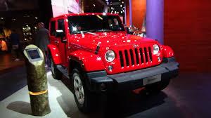 2018 jeep wrangler sahara exterior and interior iaa frankfurt 2018 you