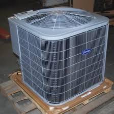 carrier 4 ton ac unit.  Unit Carrier 3 5 Ton 13 SEER Air Conditioner A C Unit 24ABB342A300 Throughout 4 Ac O
