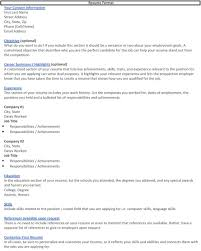 How To Put Extra Curricular Activities On Resume Resume For Study