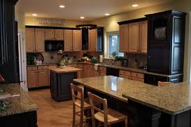 kitchens with black appliances ideas