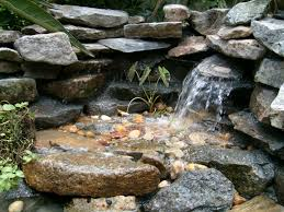 Natural+Small+Pondless+Waterfalls | Pond-Free Water Features  Backyard  Getaway