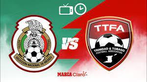 MEXICO 0 - 0 TRINIDAD y TOBAGO - YouTube