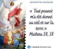 LECTURES DE LA MESSE DE LA SOLENNITÉ DE... - Cathédrale de Porto-Novo |  Facebook
