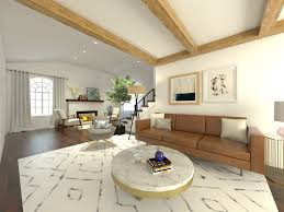 ModernEclectic Living Rooms At Every Budget Decorist Mesmerizing Eclectic Living Room