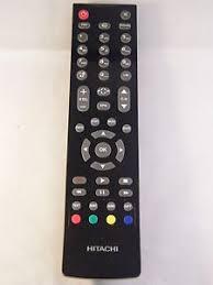 hitachi tv remote. image is loading hitachi-tv-remote-control-rc2712-for-hdr5t01-for- hitachi tv remote i