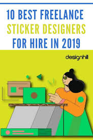Hire Brand Designers 10 Best Freelance Sticker Designers For Hire In 2019