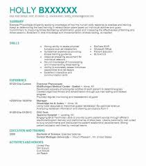 Exercise Science Resumes Exercise Physiologist Resume Sample Instructor Resumes Livecareer