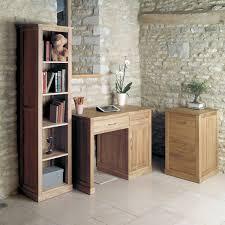 mobel oak light narrow bookcase buy online at wooden furniture store baumhaus mobel solid oak 3