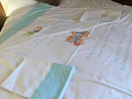 children s single bed peter rabbit duvet cover and matching curtains unused