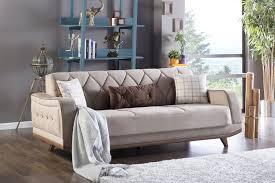 paris polo vizon convertible sofa bed
