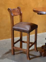 custom spanish style furniture. The Circa Barstool Is A Traditional Spanish Colonial Made From Mesquite Wood. Custom Style Furniture N