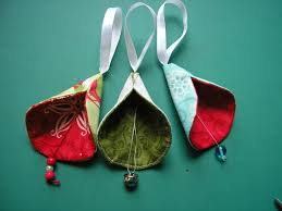 Best 25+ Quilted christmas ornaments ideas on Pinterest | Fabric ... & Name: 'Quilting : Christmas Bells Adamdwight.com