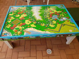 thomas friends wooden railway grow with me play table
