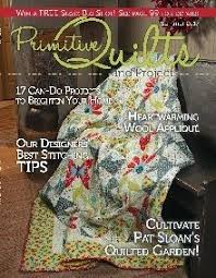 118 best Primitive Quilts and Projects images on Pinterest ... & will ship in April) - Primitive Quilts and Projects Adamdwight.com
