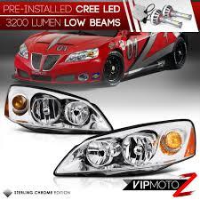 Pontiac G6 Light Bulb Ad Ebay Cree Led Bulb Installed 05 10 Pontiac G6 Chrome