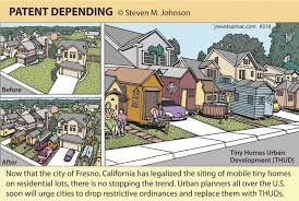 Small Picture City of Fresno legalizes tiny homes and Steven M Johnson is on
