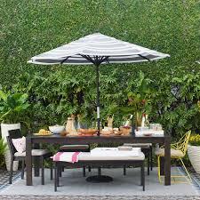 outdoor furniture west elm. Wood-Slat Expandable Dining Collection West Elm Outdoor Furniture I
