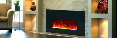 muskoka electric fireplace insert s throughout decorations 15