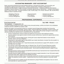 Resume Examples For Accounting Accounting Resume Format Accountant Resume Sample Professional 2