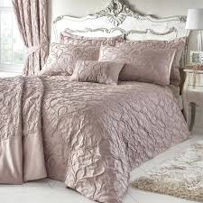 white and pink duvet cover sets quilt covers matching curtains bedding l luxury woven jacquard blush