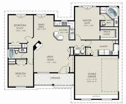 1600 square foot house plans elegant plan floor without garages lovely 2 garage 1800 sq ft