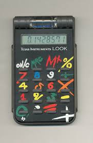 mark > s recent lcd calculators ti 701 look graffiti the look series of three calculators used an innovative light pipe to funnel light to the solar cells and run the calculator
