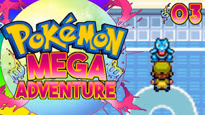 Pokemon Mega Adventure Fan Game Part 3 HUMAN OR POKEMON?! Gameplay  Walkthrough