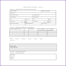 Employee Promotion Request Form Data Sheet Template Format