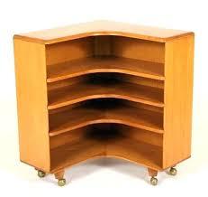 architecture attractive small corner bookcase rolling bookshelf white regarding unit uk oak black elegant small corner
