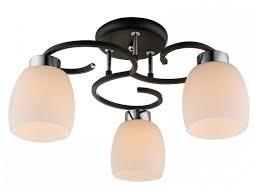 <b>Люстра Globo</b> Lighting Pessoa IV <b>69018-3</b>, E27, 120 Вт — купить ...