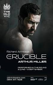 best john proctor images richard armitage  the crucible poster