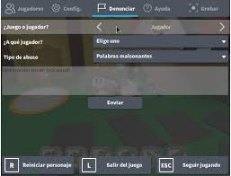 Roblox is a game creation platform/game engine that allows users to design their own games and play a wide variety of different types of games when roblox events come around, the threads about it tend to get out of hand. Como Denunciar Infracciones De Las Reglas Roblox Soporte
