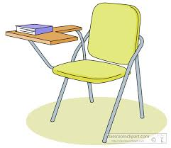 student chair clipart.  Clipart Inside Student Chair Clipart O