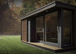 garden pod office. Glide Pod Garden Office Rendering By Peter Guthrie