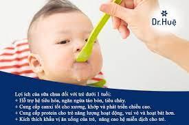 TOP 3] Các loại sữa chua cho bé dưới 1 tuổi an toàn tốt nhất