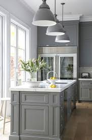 charcoal grey kitchen cabinets. Interesting Kitchen The Psychology Of Why Grey Kitchen Cabinets Are So Popular  Sebring  Services To Charcoal