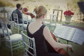 Flute And Cello Wedding Music At The Gm Ranch In Sedalia Co