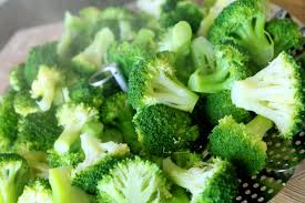 steamed broccoli.  Steamed Best Broccoli Recipe For Perfectly Steamed  The Anthony Kitchen And M